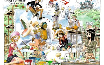 Anime - One Piece Wallpapers and Backgrounds ID : 319185