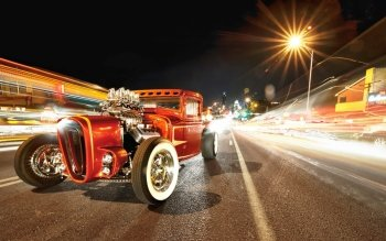 Vehicles - Hot Rod Wallpapers and Backgrounds ID : 319472