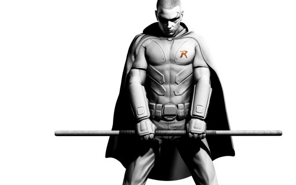 Video Game Batman: Arkham City Batman Video Games Robin Tim Drake HD Wallpaper   Background Image