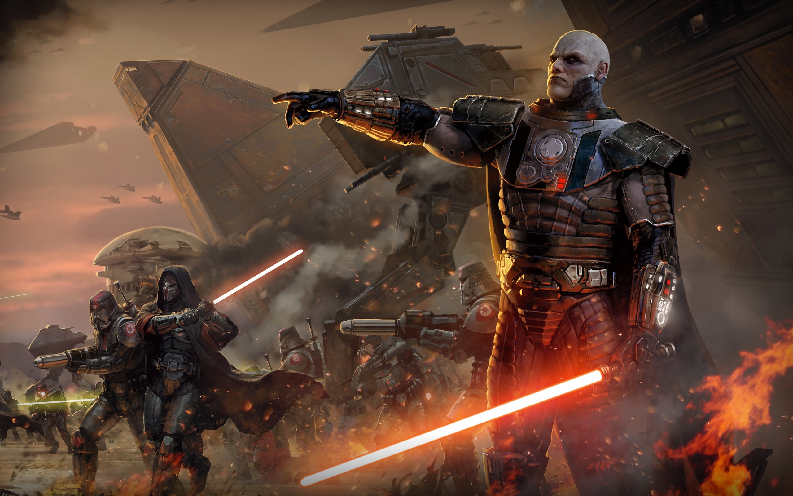 star wars: the old republic full hd wallpaper and background image