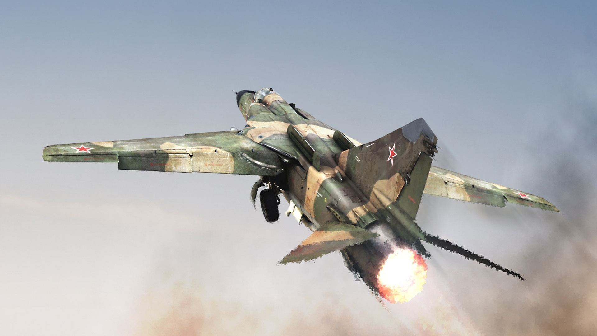wallpaper mig 23 fighter - photo #15