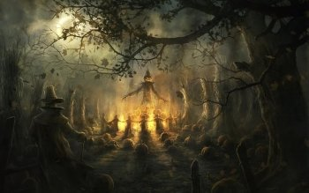Donker - Halloween Wallpapers and Backgrounds ID : 320622