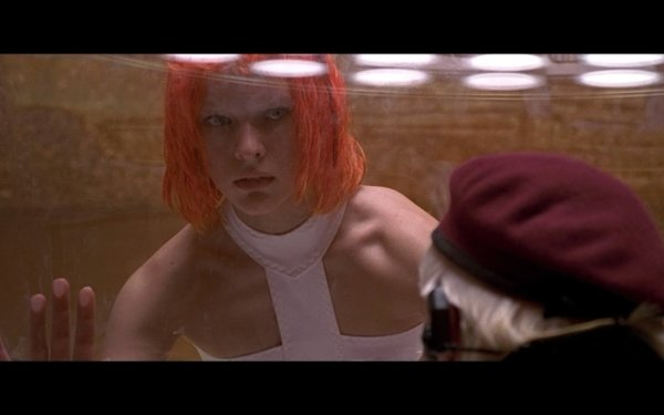 Movie The Fifth Element  Milla Jovovich Leeloo HD Wallpaper | Background Image