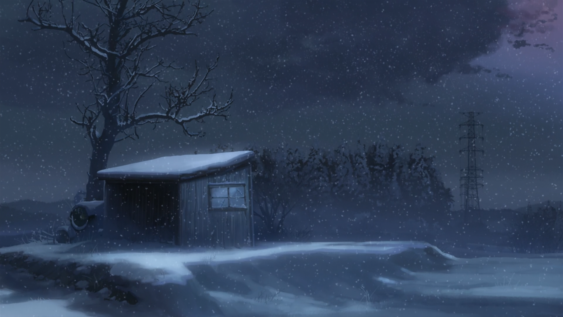 5 Centimeters Per Second Hd Wallpaper Background Image 1920x1080 Id321632 Wallpaper Abyss