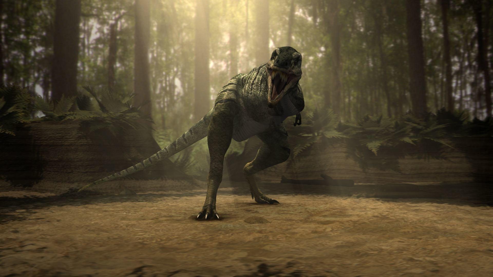 Обои на рабочий стол динозавры hd