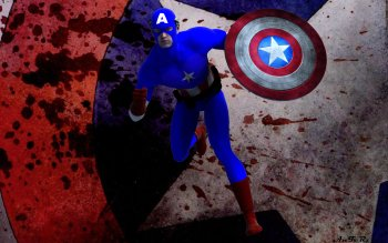 Comics - Captain America Wallpapers and Backgrounds ID : 321007