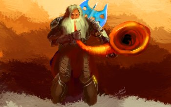 Fantasy - Dwarf Wallpapers and Backgrounds ID : 321871
