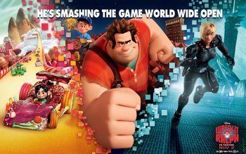 Movie - Wreck-it Ralph Wallpapers and Backgrounds ID : 321948