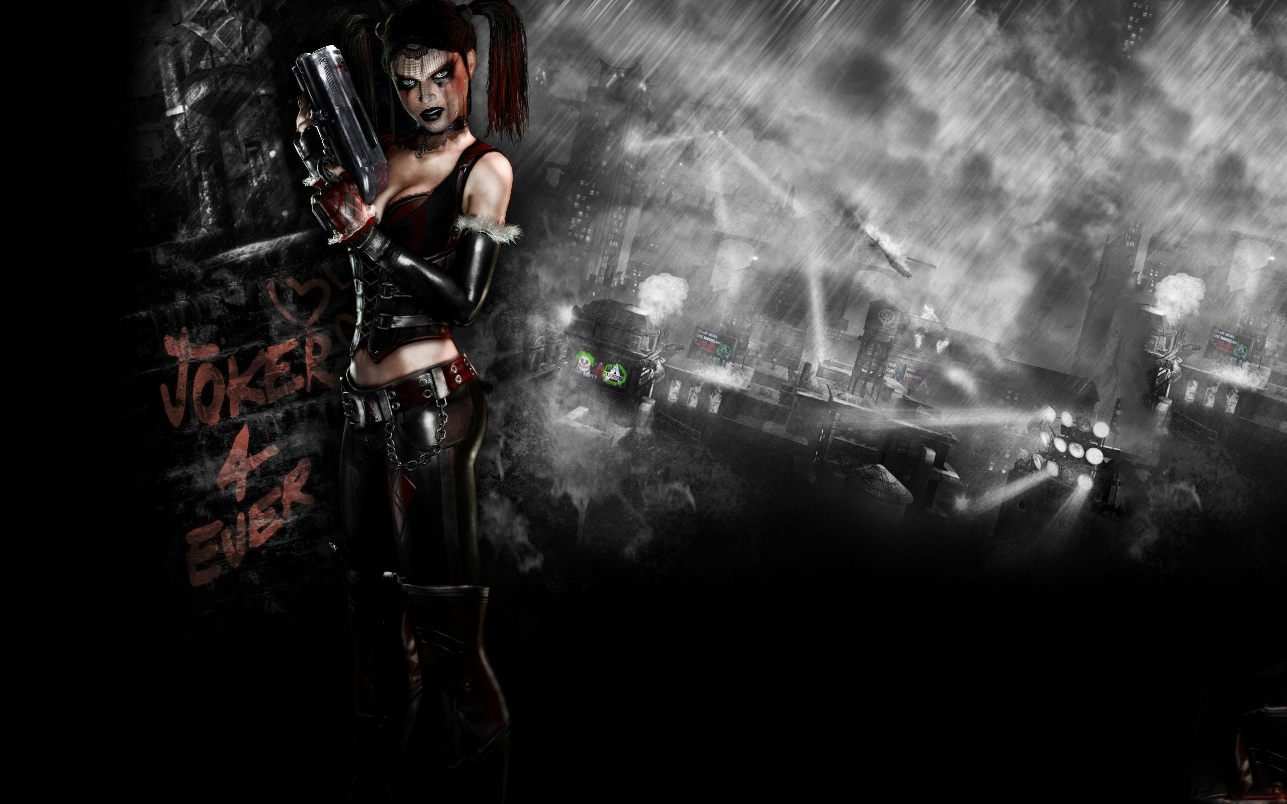 harley quinn's revenge Full HD Wallpaper and Background ...