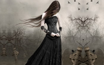 Donker - Gothic Wallpapers and Backgrounds ID : 322287