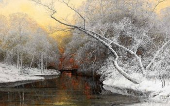 Artistic - Winter Wallpapers and Backgrounds ID : 322448