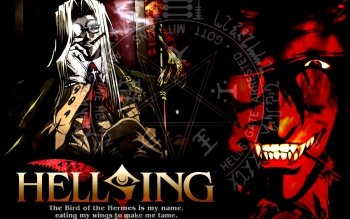Anime - Hellsing Wallpapers and Backgrounds ID : 322715