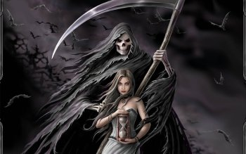 Dark - Grim Reaper Wallpapers and Backgrounds ID : 322741