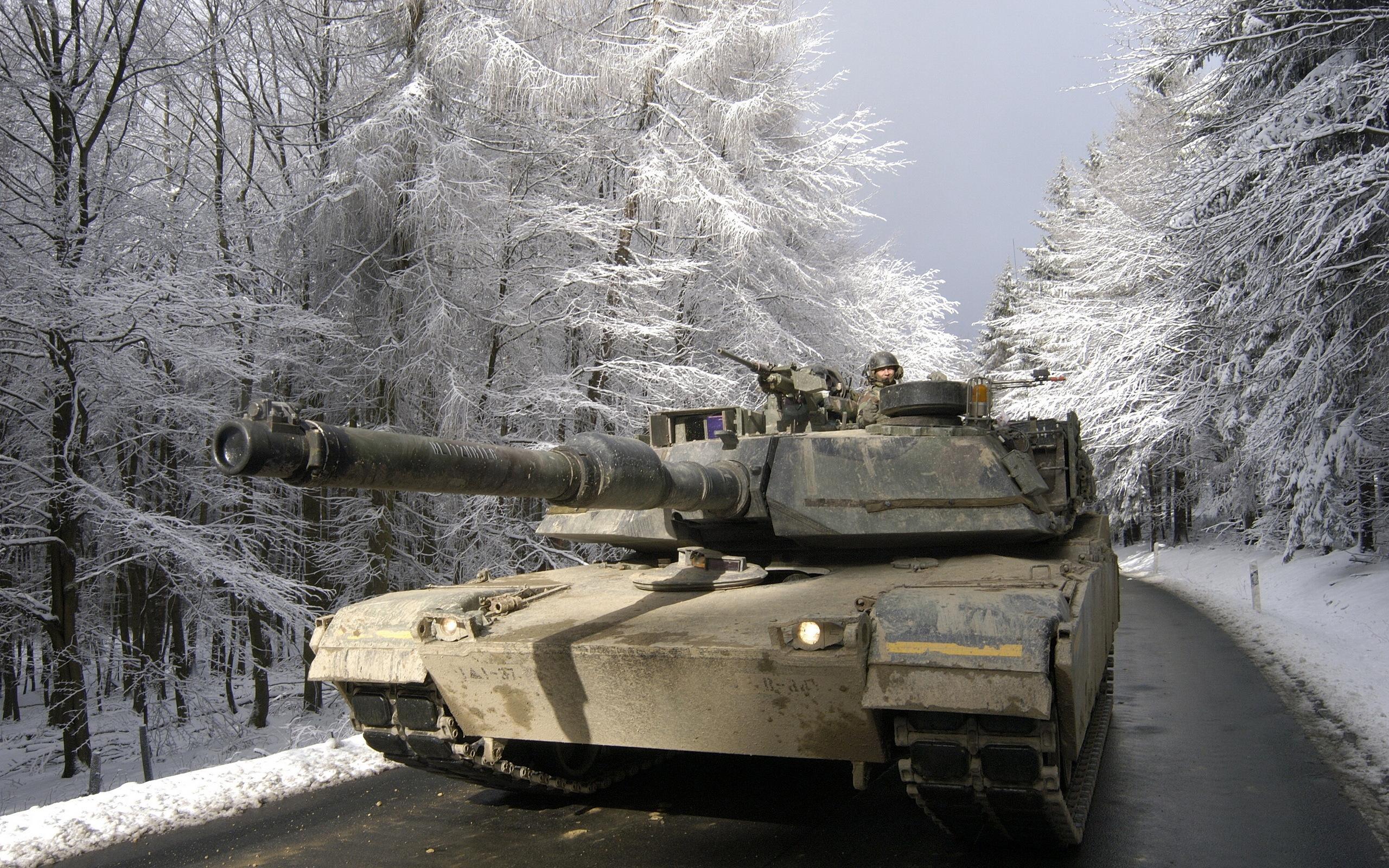 Custom Silk Photo Wallpaper Hd Military Tank Wall: Abrams Full HD Wallpaper And Background Image
