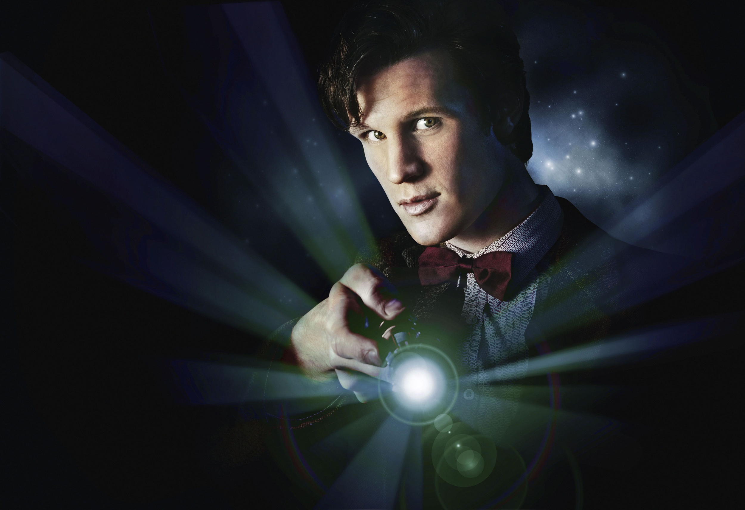 Matt Smith Is The Eleventh Doctor An Incarnation Of The Doctor