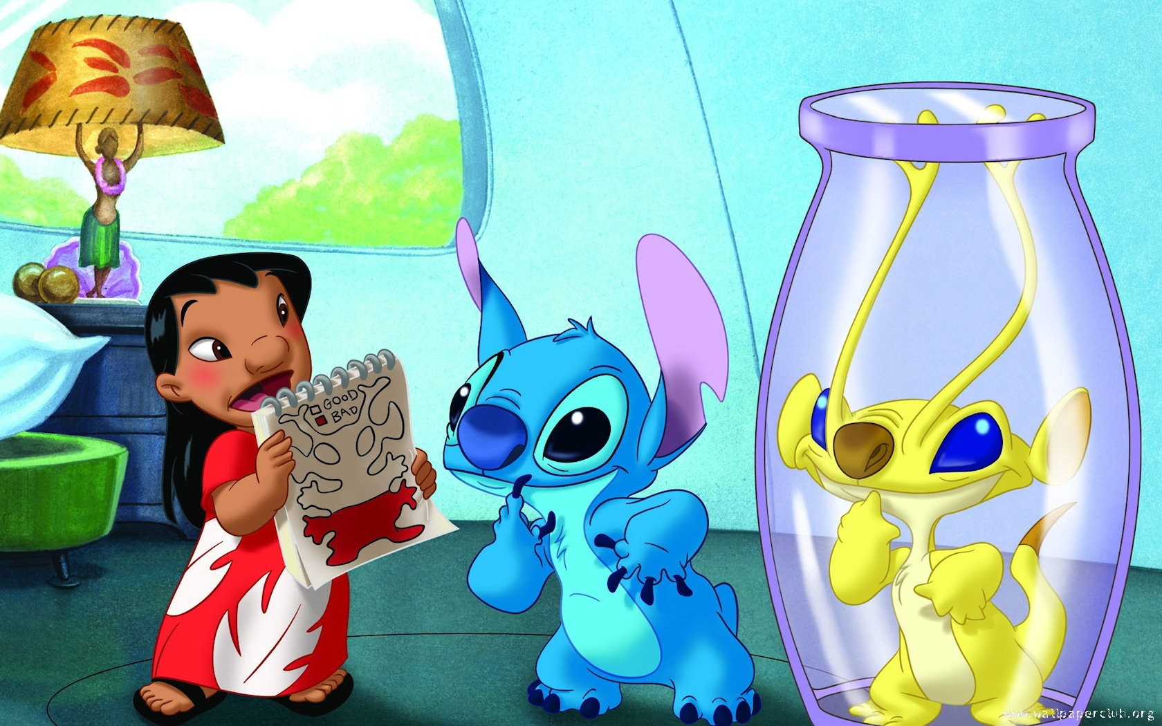 Lilo Stitch Wallpaper And Background Image