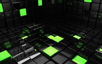 CGI - Cube Wallpapers and Backgrounds ID : 323054