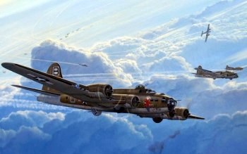Militär - Boeing B-17 Flying Fortress Wallpapers and Backgrounds ID : 323298