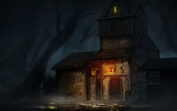 Dark - Building Wallpapers and Backgrounds ID : 323948
