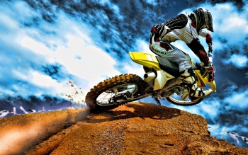 Sports - Motocross Wallpapers and Backgrounds ID : 323999