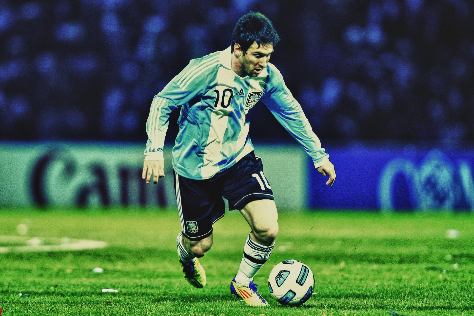 Sports - Lionel Messi  Wallpaper