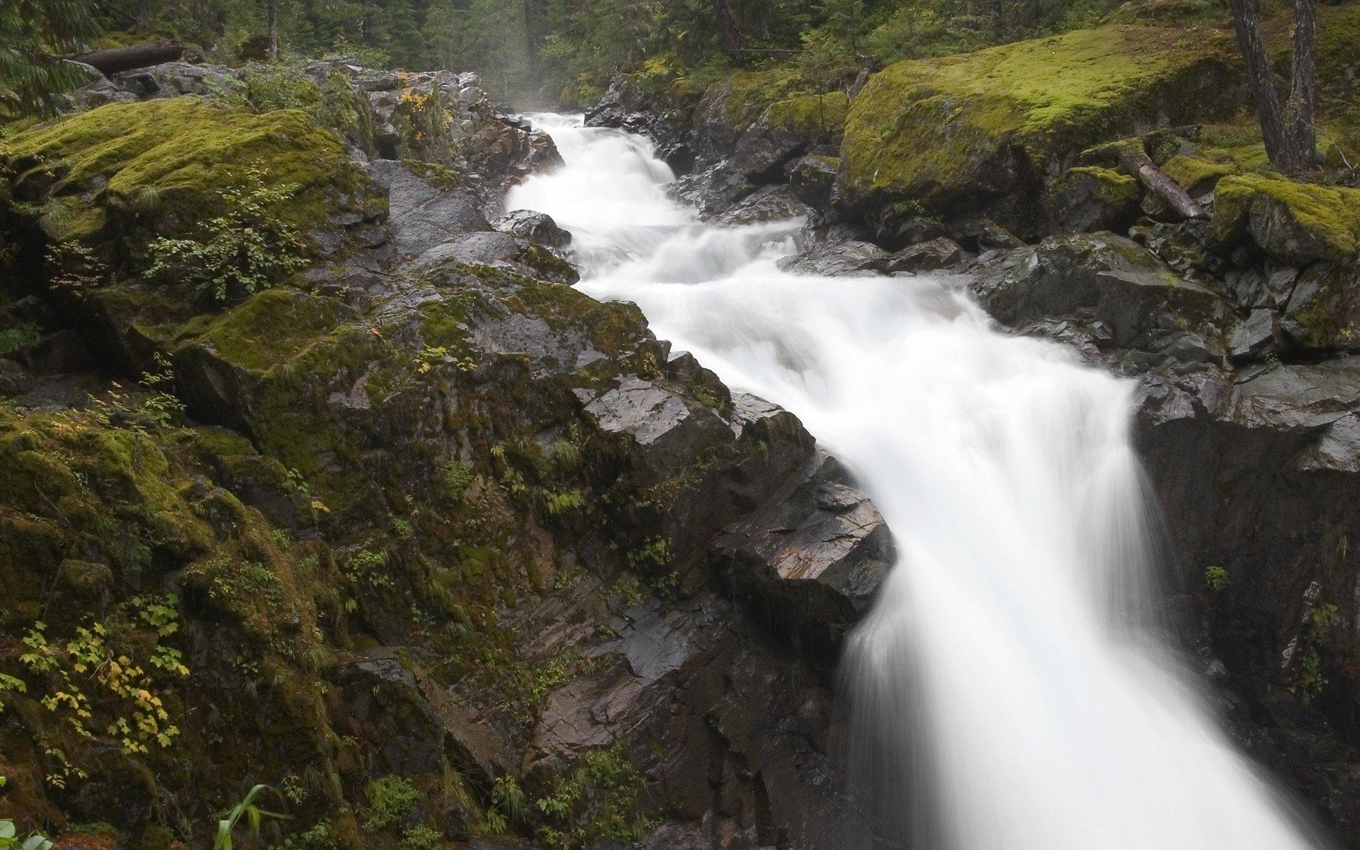 Tierra/Naturaleza - Cascada  Fondo de Pantalla