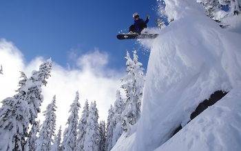 Sports - Snowboarding Wallpapers and Backgrounds ID : 324008