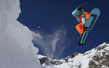 Sports - Snowboarding Wallpapers and Backgrounds ID : 324009