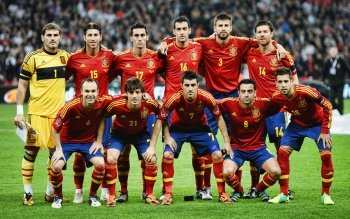 Sports - Spain National Football Team Wallpapers and Backgrounds ID : 324029