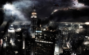 Sci Fi - Apocalyptic Wallpapers and Backgrounds ID : 324068