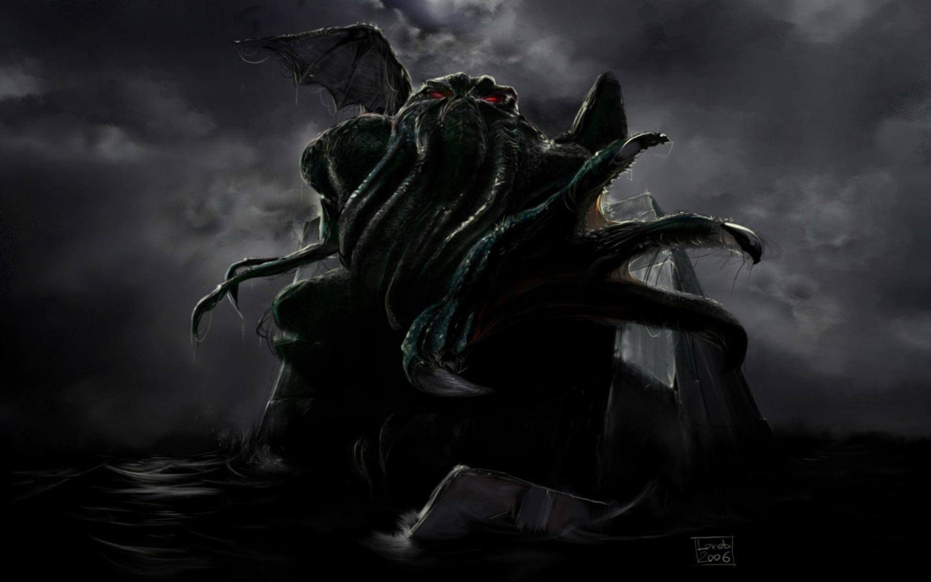136 Cthulhu HD Wallpapers