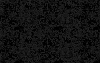 Pattern - Black Wallpapers and Backgrounds ID : 325041