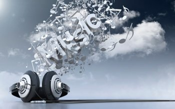 Música - Headphones Wallpapers and Backgrounds ID : 325056