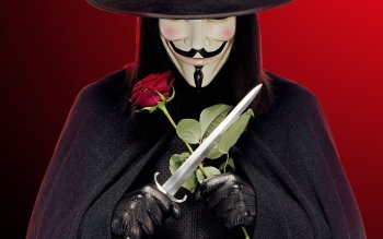 Film - V For Vendetta Wallpapers and Backgrounds ID : 325108