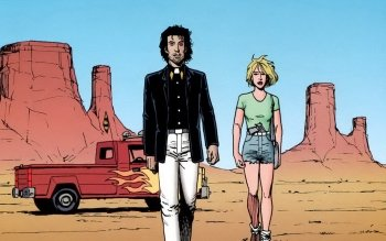 Comics - Preacher Wallpapers and Backgrounds ID : 325558