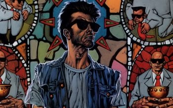 Comics - Preacher Wallpapers and Backgrounds ID : 325564