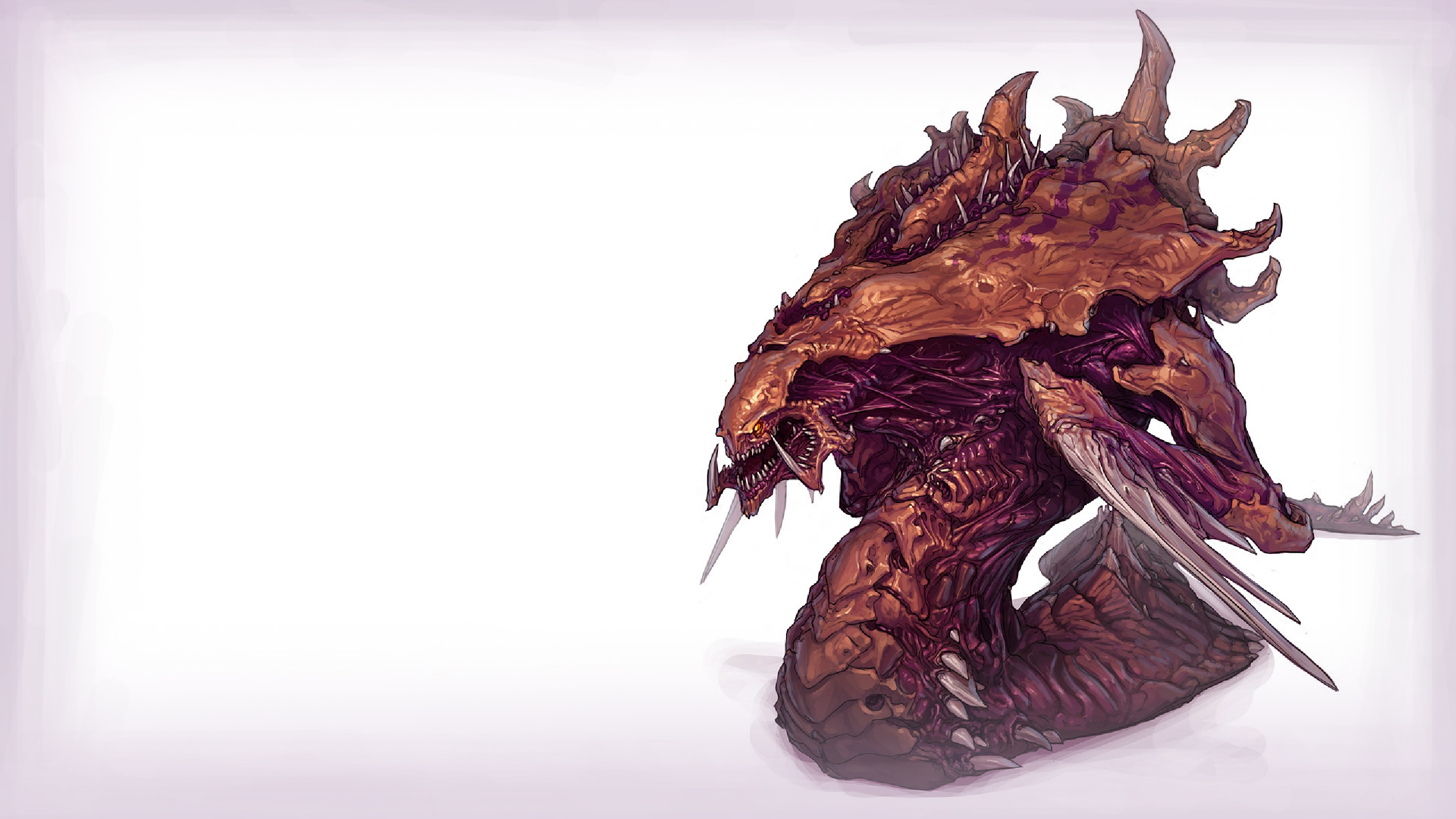zerg starcraft wallpaper 2560x1440 - photo #21