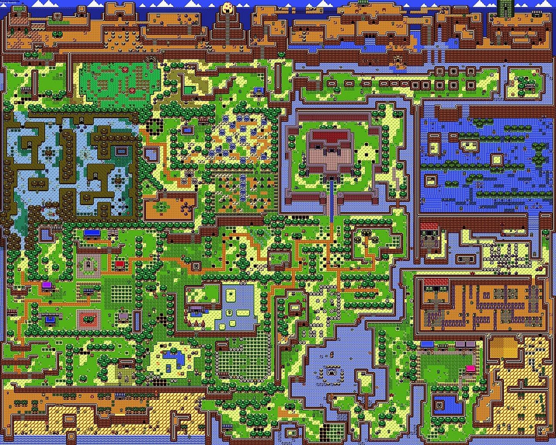 The Legend Of Zelda Links Awakening Wallpaper And Hintergrund
