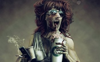 Dark - Zombie Wallpapers and Backgrounds ID : 326045
