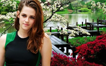 Celebrity - Kristen Stewart Wallpapers and Backgrounds ID : 326347