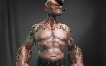 Компьютерная Графика - Popeye Wallpapers and Backgrounds ID : 326688