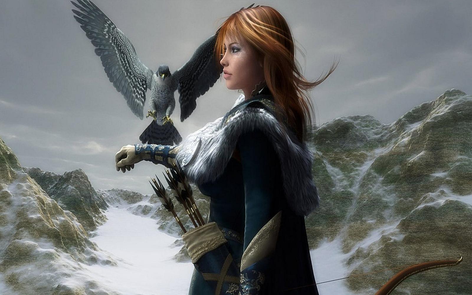 download wallpaper female warrior - photo #11