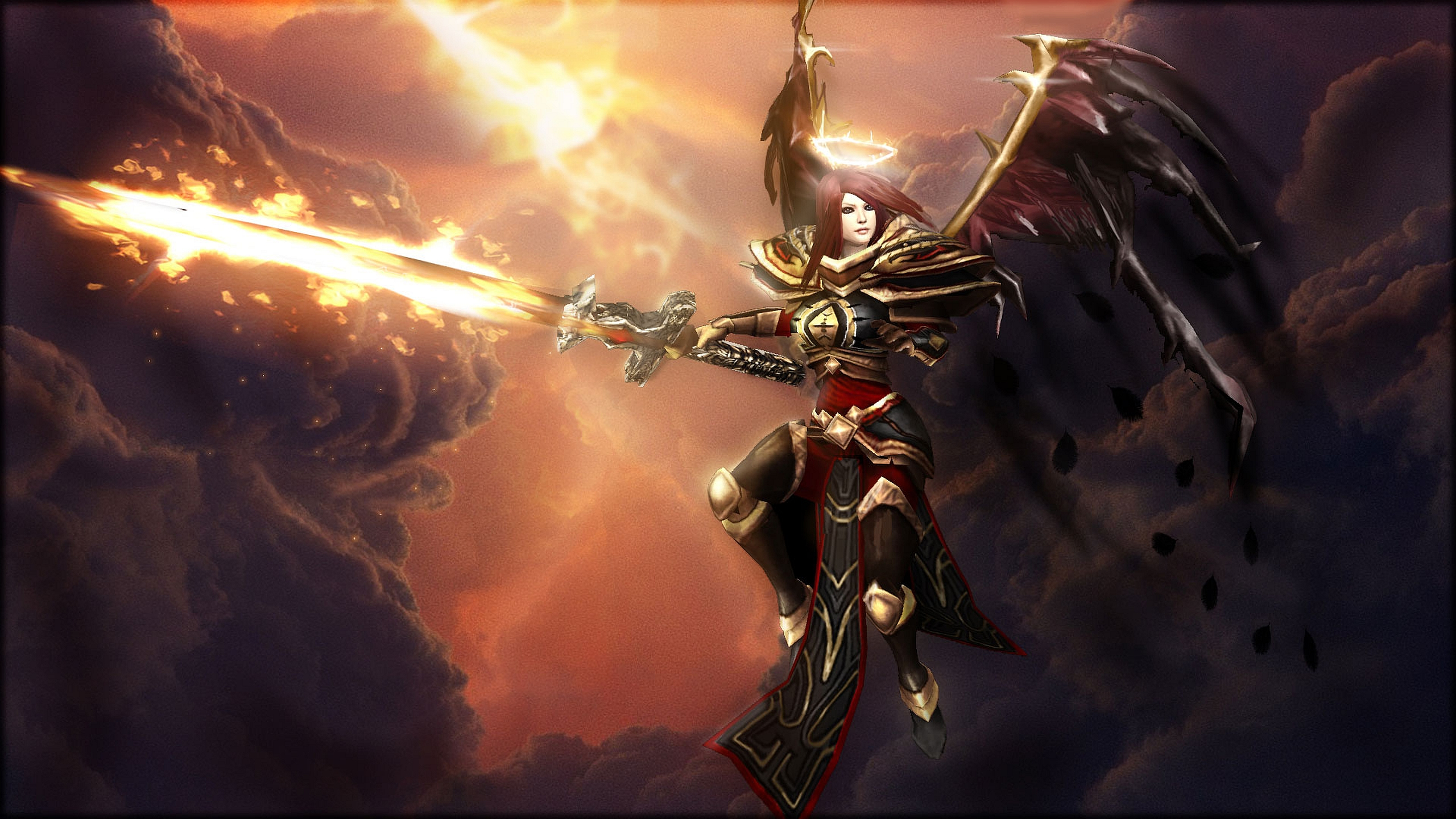 League Of Legends Hd Wallpaper Background Image 2560x1440 Id