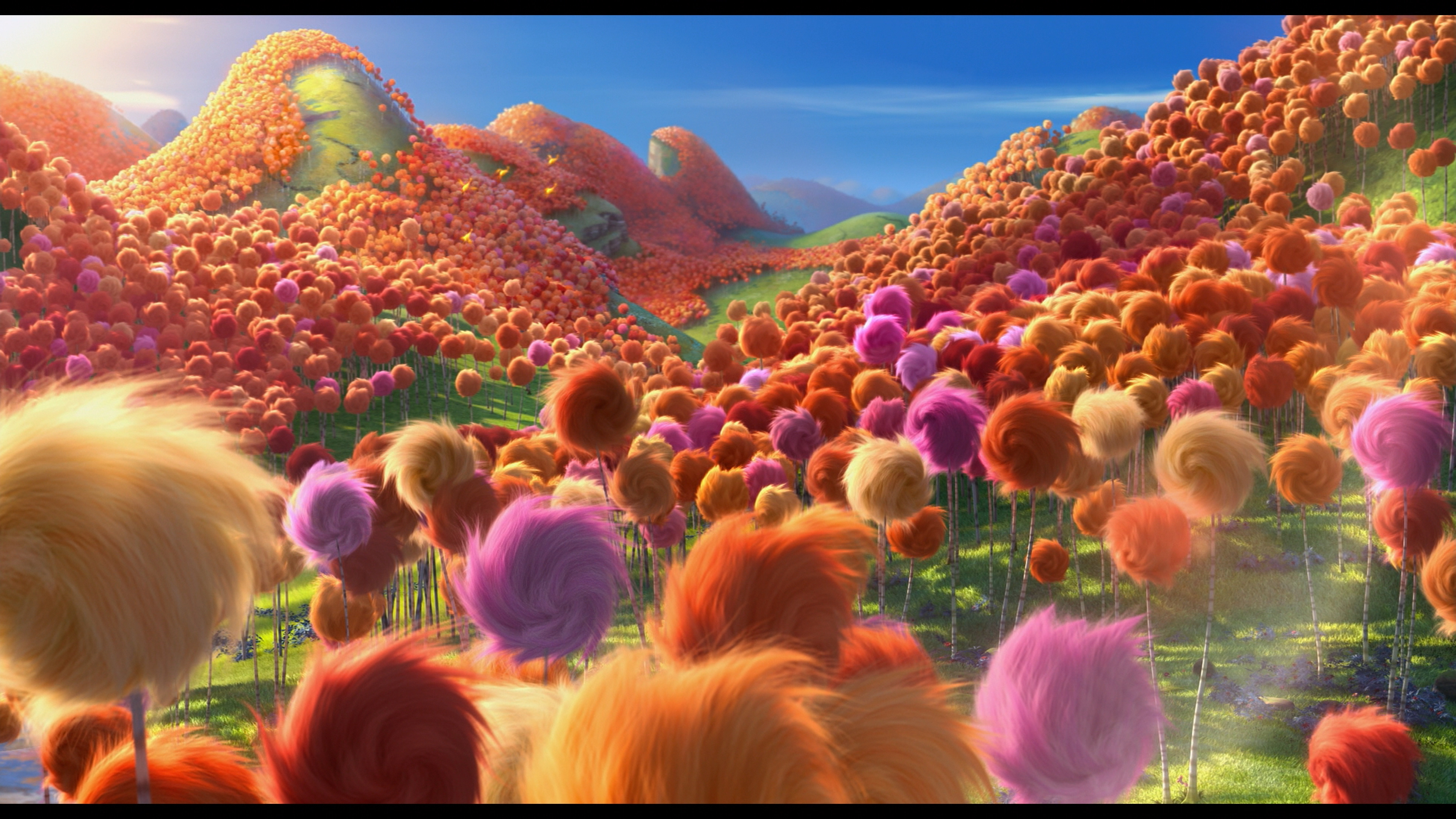 44 The Lorax HD Wallpapers | Backgrounds - Wallpaper Abyss