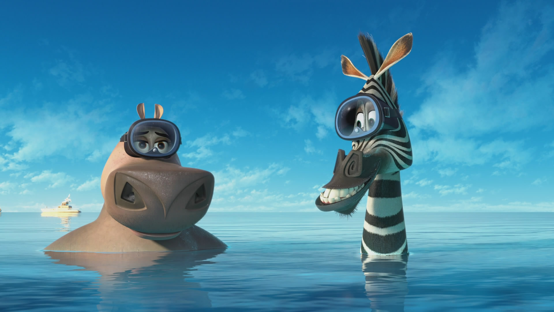 Madagascar 3 europe 39 s most wanted hd wallpaper - Madagascar wallpaper ...
