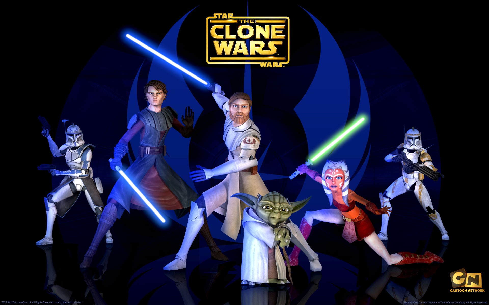 Star Wars The Clone Wars Wallpaper: Star Wars: The Clone Wars Full HD Wallpaper And Background