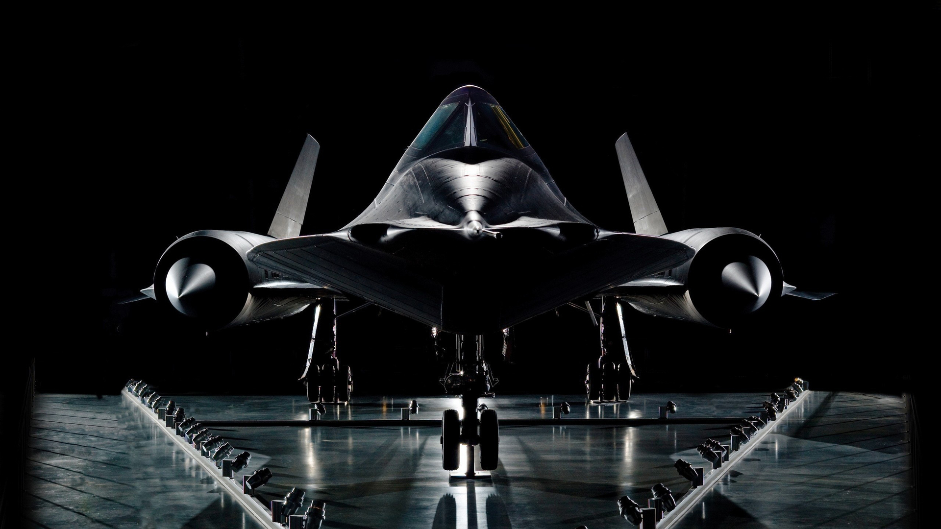 sr blackbird 71 lockheed plane background dark aircraft airplane bird sr71 air wallpapers military stealth wall night nasa