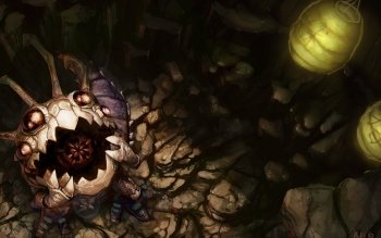 Gry Wideo - League Of Legends Wallpapers and Backgrounds ID : 327302
