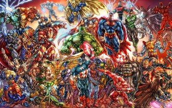 Комиксы - Marvel Wallpapers and Backgrounds ID : 327321
