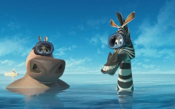 Films - Madagascar 3: Europe's Most Wanted Wallpapers and Backgrounds ID : 327417